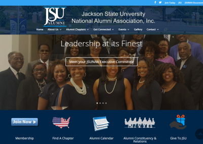 Jackson State University National Alumni Association